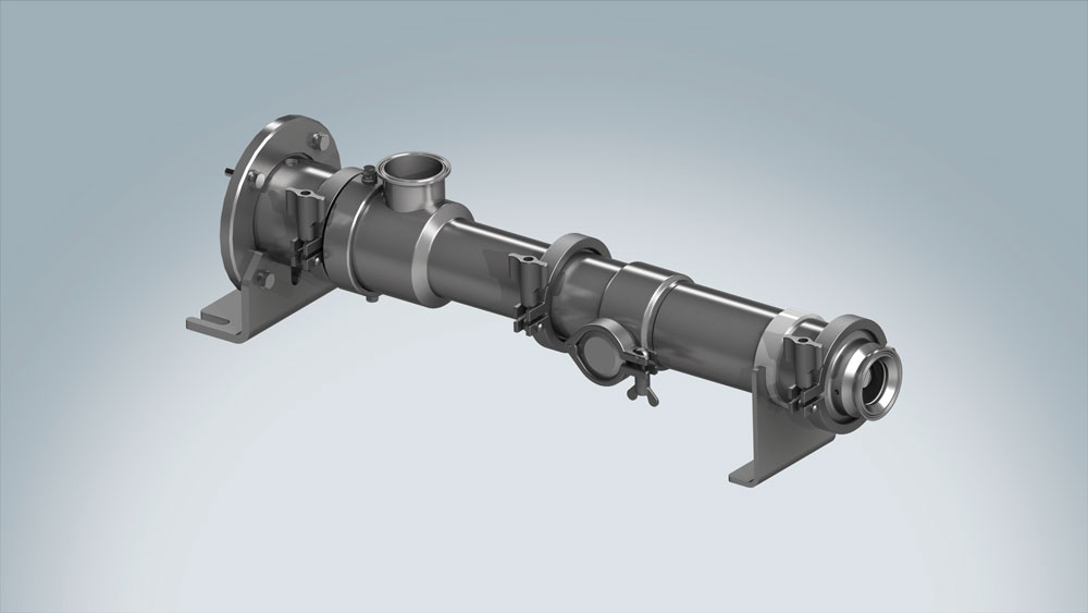 Hygienic filling pumpt RD series hygienic design